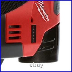 Milwaukee 2458-20 M12 12-Volt Palm Nailer Hand Bare Tool Cordless Nail Gun House
