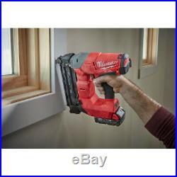 Milwaukee 274081CTR M18 FUEL Cordless Brushless Brad Nailer Kit Recon