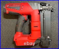 Milwaukee 2740-20 M18 Fuel 18 Gauge Brad Nailer Nail Gun tool only