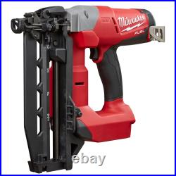 Milwaukee 2741-20 M18 FUEL 16GA Straight Finish Nailer Bare Tool
