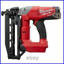 Milwaukee-2741-20 M18 FUEL 16 Gauge Straight Finish Nailer