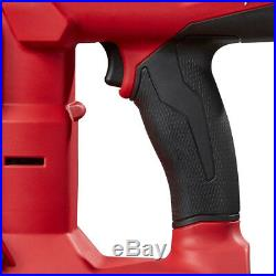 Milwaukee 2741-21CT 18-Volt 16-Gauge FUEL Straight Finish Nailer Combo Kit
