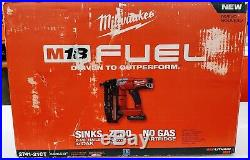 Milwaukee 2741-21CT M18 Fuel 16-GA Straight Finish Nailer Kit