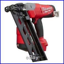 Milwaukee 2742-20 M18 FUEL 16ga Angled Finish Nailer (Tool Only)