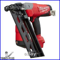 Milwaukee 2742-20 M18 FUEL 16ga Angled Finish Nailer (Tool Only) New