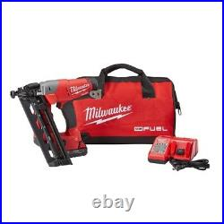 Milwaukee 2742-21CT M18 FUEL 16ga Angled Finish Nailer Kit