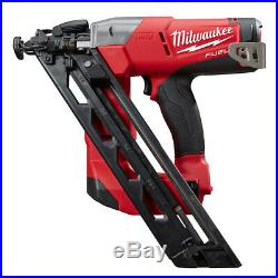 Milwaukee 2743-20 M18 FUEL 15 Ga. Finish Nailer (Tool Only)