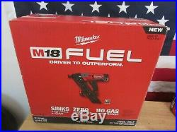Milwaukee 2743-20 M18 Fuel 15 Gauge Finish Nailer Tool Only BRAND NEW