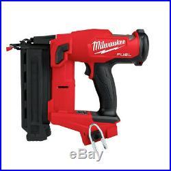 Milwaukee 2746-20 M18 FUEL 18 Ga. Brad Nailer (Tool Only) New