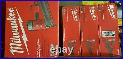 Milwaukee 7200-20 3-1/2 21 Degree Full Round Head Framing Nailer Nail Gun