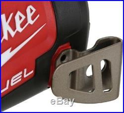 Milwaukee Angled Nailer Finish Nail Gun 15-Gauge 18-Volt Cordless Tool Only