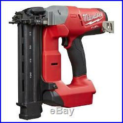 Milwaukee Brad Nailer 18-Volt Lithium-Ion Brushless 18-Nail Gauge (Tool Only)