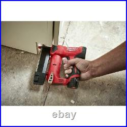 Milwaukee Cordless Pin Nailer M12 12-Volt 23-Gauge Lithium-Ion (Tool-Only)