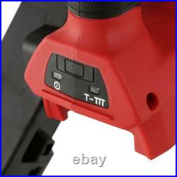 Milwaukee Finish Nailer 18-Volt Lithium-Ion Brushless Motor 15-Gauge (Tool Only)