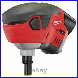 Milwaukee M12 Cordless Palm Nailer Kit With Battery & Charger, Model# 2458-21