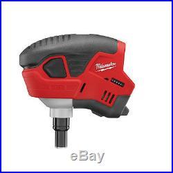 Milwaukee M12 Sub Compact Palm Nailer Naked C12 Pn-0 4933427182