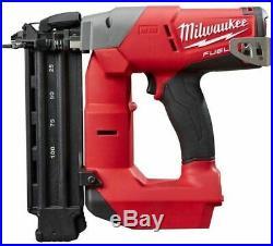 Milwaukee M18CN18GS-0 18V Fuel Li-ion 18G Brad Nailer Body Only