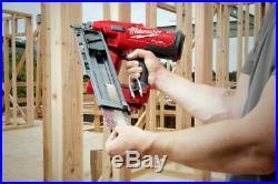 Milwaukee M18FFN -0C First Fix Nail Gun Bare M18 Framing Nailer 4933471406