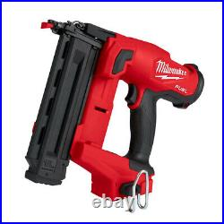Milwaukee M18FN18GS-0X 18V M18 FUEL 18G Finish Nailer Body in HD Box 4933471409