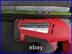 Milwaukee M18 Cn18gs Fuel 18 Ga Nail Gun Finish Nailer. Kit