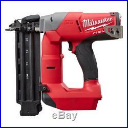 Milwaukee M18 FUEL 18G Brushless Brad Nailer (BT) 2740-20 New