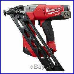 Milwaukee M18 FUEL 2743-20 15ga 18V Finish Nailer Body Only