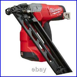 Milwaukee M18 FUEL NAILER, 15G FNSH (Tool Only) 2743-80 Certified Refurbished