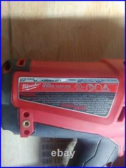 Milwaukee M18 Fuel Brad Nailer (Tool Only)
