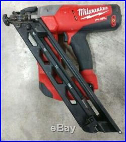 Milwaukee M18 Fuel Cordless 15 Gauge Finish Nailer Model# 2743-20