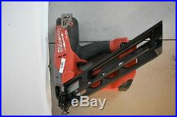 Milwaukee M18 Fuel Cordless 15 Gauge Finish Nailer Model# 2743-20 (Bare Tool)