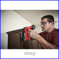 Milwaukee Pin Nailer 12-Volt 23-Gauge Lithium-Ion Cordless Compact (Tool-Only)