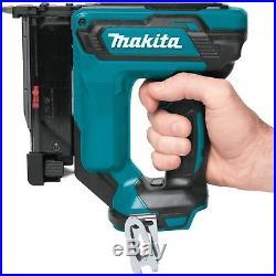 NAIL GUN Makita XTP02Z 23 Gauge 18V LXT Lithium-Ion Cordless Pin Nailer NEW