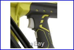 Nail Gun Tool Framing Flooring 2 15 Gauge Air Cordless Nailer Stapler Ryobi New