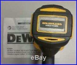 New DEWALT DCN660B 20V Cordless Finish Nailer Nail Gun Bare Tool Free Shipping