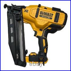 (New) Dewalt DCN660B Cordless 16 Gauge Angled Finish Nailer (without box)