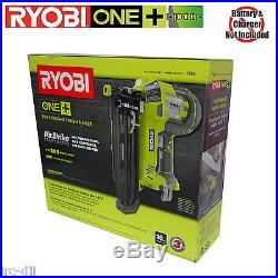 New Ryobi P325 18V 18-Volt ONE+ AirStrike 16GA Cordless Straight Finish Nailer