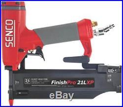 New Senco 8m0001n Finish Pro 21xlp Strip Micro Pinner Brad Nail Gun 3377777