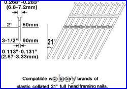 NuMax Round Head Framing Nailer Nail Gun Pull-Back Pusher Strip Anti-Dry-Firing