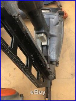 PASLODE F350S POWERMASTER PLUS FRAMING NAILER NAIL GUN I Have 20 Ready To Go