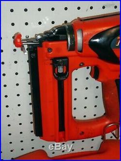 PASLODE IM65 CORDLESS 2nd FIX 63mm 16G STRAIGHT FINISHING BRAD NAILER