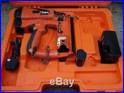 PASLODE IM65 F16 Li-ion Finishing Brad Nailer Kit