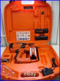PASLODE IM65 F16 STRAIGHT Finishing Brad Nailer / PIN GUN Kit