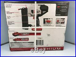 PORTER-CABLE PCC790LA 20V MAX Lithium 18GA Cordless Brad Nailer Kit with Battery