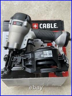 PORTER CABLE RN175C 15 Degree Pneumatic Coil Air Roofing Nailer Nail Gun