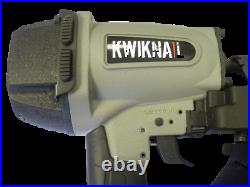 PROFESSIONAL NAIL GUN COIL NAILER Fits FLAT & CONICAL NAILS. FOR SHEDS/FENCING