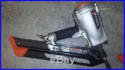 Paslode 30-34 degree nail gun Framing Nailer 515000 ur f350p withwarranty