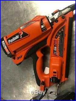 Paslode 30 Degree Framing Nailer Nail Gun Model # CF325XP