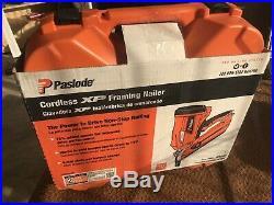 Paslode Cordless Impulse Framing Nailer cf325xp 905600 ur nail gun kit