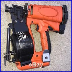Paslode Cordless Roofing Coil Nailer Nail Gun Model CR175C