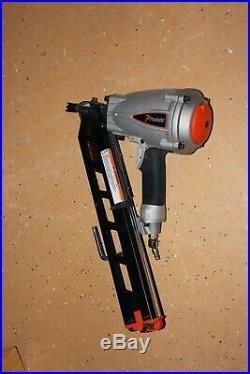Paslode F350S Powermaster Plus 30 Degree Air Pneumatic Framing Nailer Nail Gun